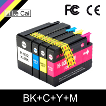 HTL 932XL 933XL Ink Cartridge for hp 932 933 CN053A CN054A CN055A CN056A compatible HP 6100 6600 6700 7110 7610 7612 7510