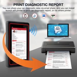 Image 5 - LAUNCH X431 Pro Mini v3.0 car diagnostic tool WiFi/Bluetooth OBD2 full system X 431 Pro Pros Mini Car Scanner 2 year free update