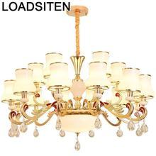 Verlichting Hanglamp Kitchen Loft Crystal Hanglampen Luminaire Suspendu Lampara De Techo Colgante Moderna Luminaria Hanging Lamp