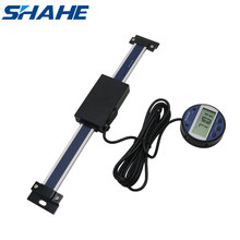 "Shahe החדש 150mm 6 ""0.01mm DRO מגנטי מרחוק צג הדיגיטלי ליניארי הדיגיטלי חיצוני בקנה מידה"