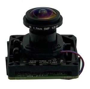 Image 2 - H.265 3MP 2048*1536 IP StarLight kamera modülü kurulu 3516C + IMX291 balıkgözü 2.8 12 IRC XMEYE CMS ONVIF P2P bulut gözetim