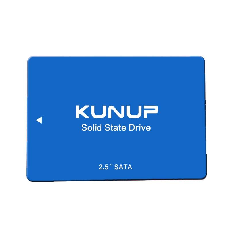 Kunup SSD SATA III 2.5 Inch 120G 128GB  240GB 480G Hard Drive Disk HD HDD Blue Ssd 1TB SSD Disk Factory Directly Blue Ssd