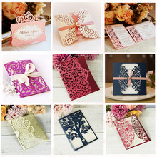 Wedding invitation Lace Dies Metal Cutting Dies Scrapbooking Stamps and Dies for Card Making Craft Dies Cut(China)