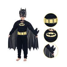 Новые костюмы Бэтмена, Костюм Супермена, костюм Бэтмена на Хэллоуин для детей, костюмы Супермена, детские костюмы на Хэллоуин