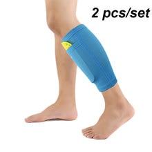 1 paire de chaussettes de protection de Football futbol protège-tibia avec poche pour protège-tibia de Football