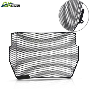 Motorcycle CNC Aluminum New Accessories Radiator Guard Protector Grille Grill Cover For Triumph Street Triple R S 2017 2018 2019