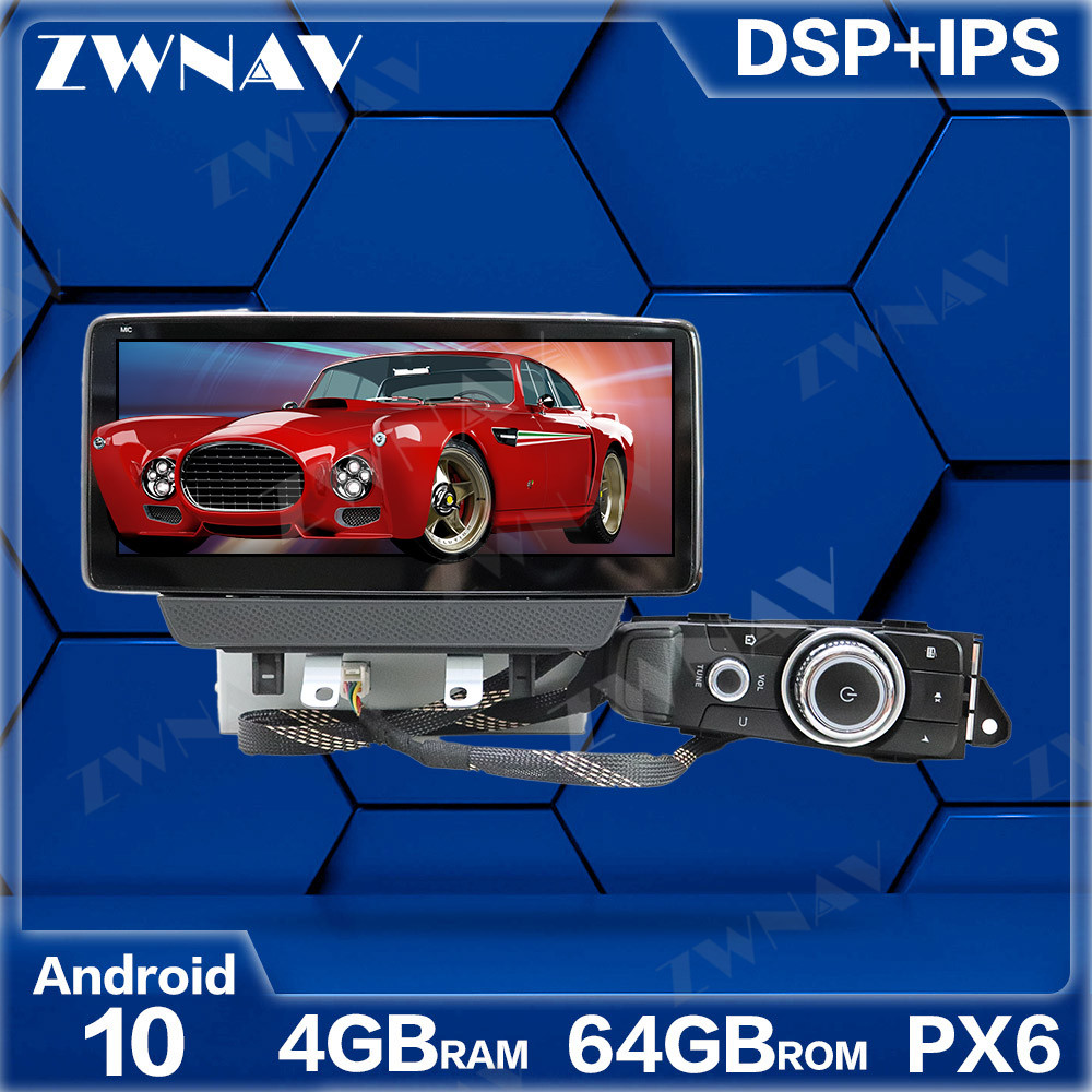 PX6 4+64GB <font><b>Android</b></font> 10.0 Car Multimedia Player For <font><b>Mazda</b></font> <font><b>CX</b></font>-3 2018 2019 car GPS Navi <font><b>Radio</b></font> navi stereo IPS Touch screen head unit image