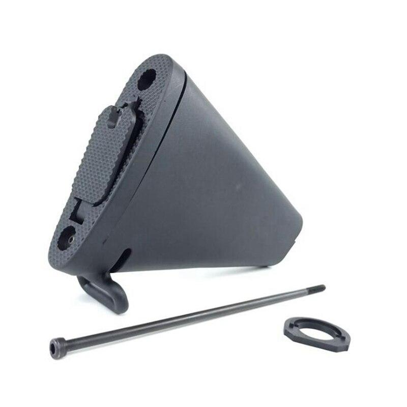 M4/M16 светильник Вес нейлон фиксированным запасом приклад Пейнтбол гель Blaster обновления Запчасти страйкбола AEG оборудование аксессуары