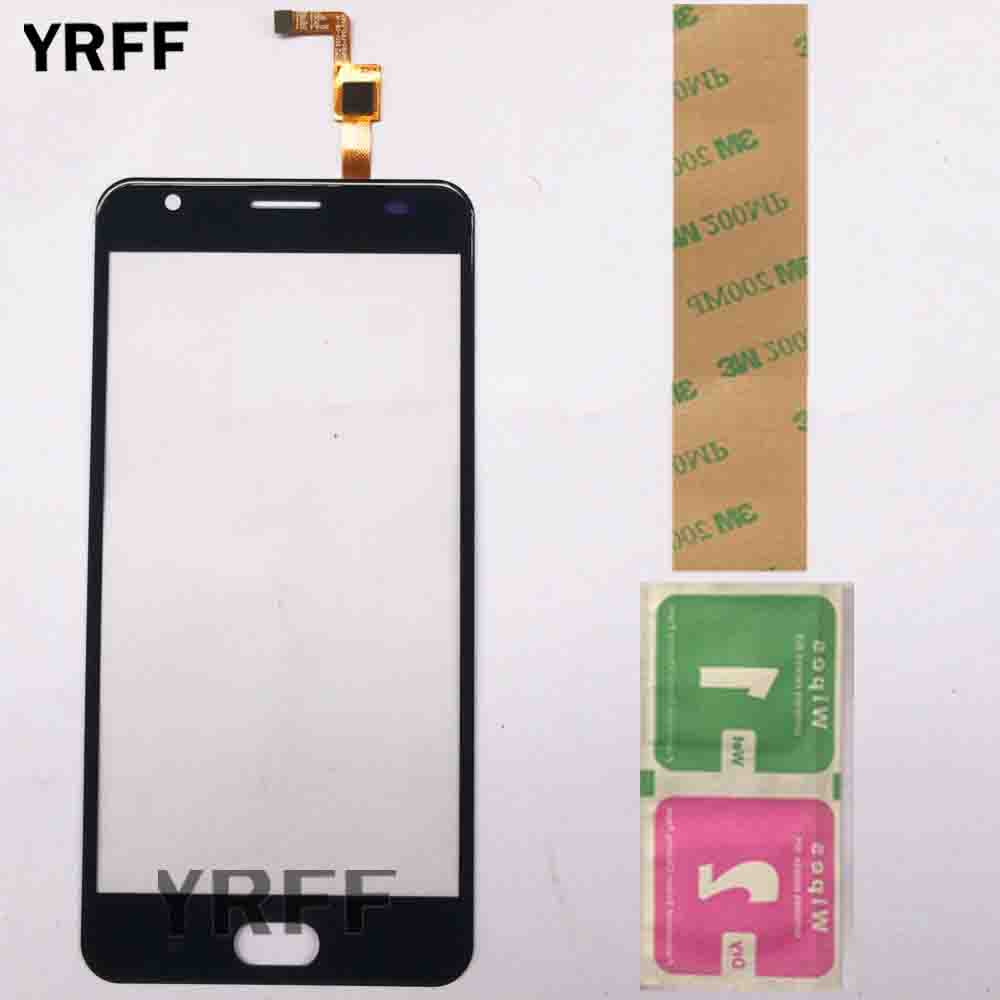 5.5'' Phone Touch <font><b>Screen</b></font> Panel For <font><b>Oukitel</b></font> <font><b>K8000</b></font> Touch <font><b>Screen</b></font> Touch Digitizer Panel Glass Lens Sensor Adhesive Wipes image