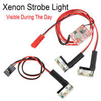 Xenon Night Strobe Flash Light Automatic Power input 5V-26V wide voltage For FPV Multicopter RC Quadcopter Wholesale