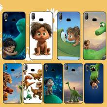 NBDRUICAI The Good Dinosaur Soft black Phone Case For Samsung A10 A20 A30 A40 A50 A70 A71 A51 A6 A8 2018 ботинки the good dinosaur