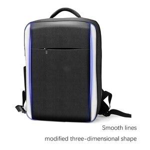 Image 3 - Travel Storage Bag for PS5 Console Shoulder Bag Protective Handbag For PS5 Game Backpack