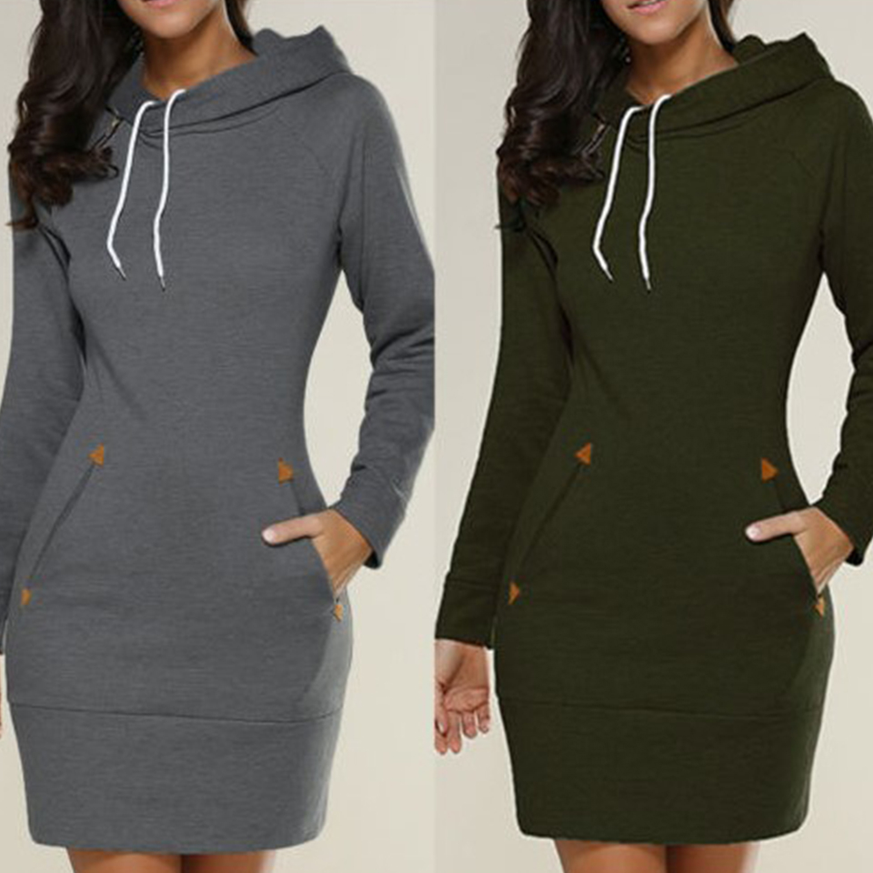 Extra Long Hoodie Plain Hooded Elegant Sweatshirt 4xl 5xl Big Size Poleron Mujer 2020 Cord Tunic