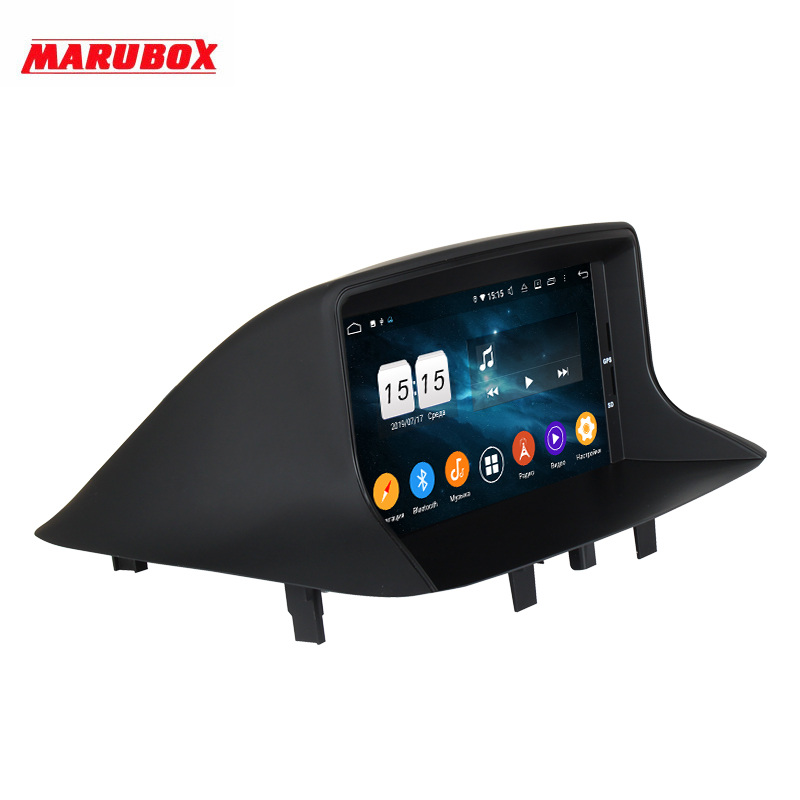 Image 3 - Marubox KD7237 DSP, 64 GB, Head Unit for Renault Megane 3, Car Multimedia Player, Android 9.0Car Multimedia Player   -