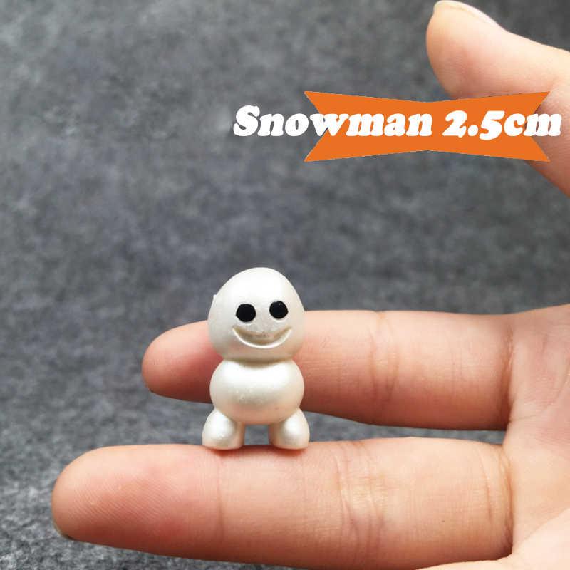 אמיתי דיסני קפוא 2 חמוד דמויות בובות אולף כריסטופר סוון אלזה אנה דגם Pvc פלסטיק צעצועים לילדים מתנת יום הולדת