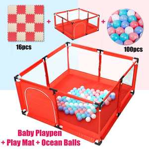 Bioby Baby Playpen For Childre