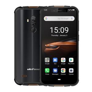 Image 5 - טביעת אצבע מזהה Ulefone שריון 5S IP68 5000mAH אנדרואיד 9.0 גלובלי גרסת אוקטה Core אנדרואיד 9.0 אלחוטי תשלום 4G smartphone