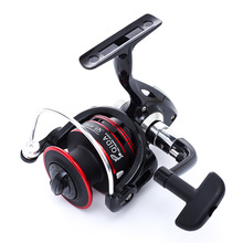 New Fishing Reel Dual-use Bearing Wheel 8KG Maximum Resistance Alloy Waterline Accessories Quality 5.2:1 Gear