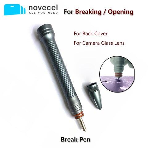 Задняя крышка для камеры стеклянный объектив ручка удаления