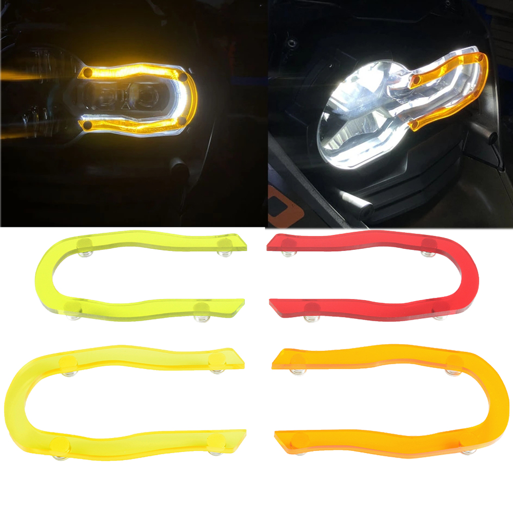 For <font><b>BMW</b></font> <font><b>R1200GS</b></font> ADV R1250GS LC <font><b>Adventure</b></font> Motorcycle LED Lamp Daily Lamp Discoloration Patch <font><b>2013</b></font> 2014 2015 2016 2017 <font><b>2018</b></font> 2019 image