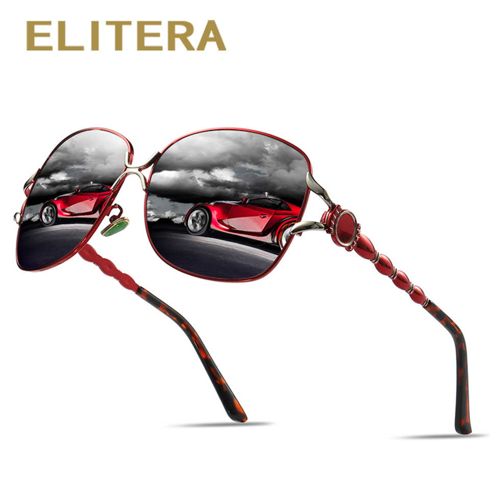 ELITERA Polarized Sunglasses Classic Brand Sun glasses Coating Lens Driving Shades For Men/Wome