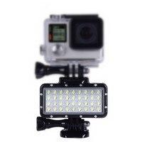 Für Gopro Hero8 7 6 5 SJCAM SJ5000 Xiaomi yi Mijia EKEN H9 Action/SLR Kamera Unterwasser Fotografie Licht lampe Taschenlampe Tauchen