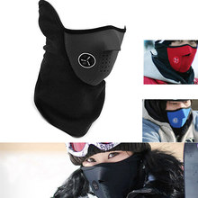 Anti-Dust Cycling Masks Headband Winter Outdoor Running Neck Warmer Bike Bicycle Riding Face Mask Head Scarf balaclava Bandana(China)
