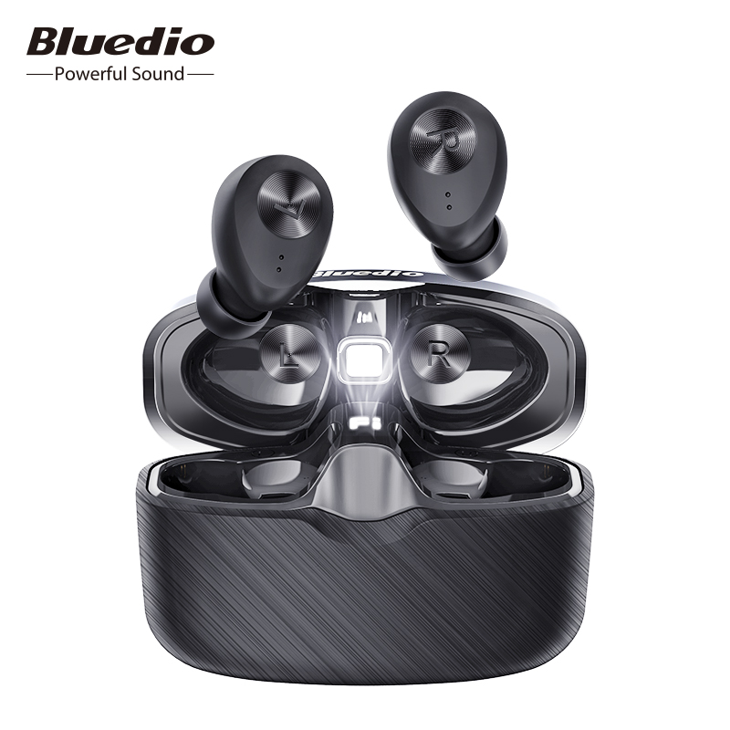 Bluedio Fi, Bluetooth Earphone, TWS, Wireless Earbuds, APTX, Waterproof, Sports Headset, Wireless Earphone, In ear, Charging Box|Bluetooth Earphones & Headphones| - AliExpress