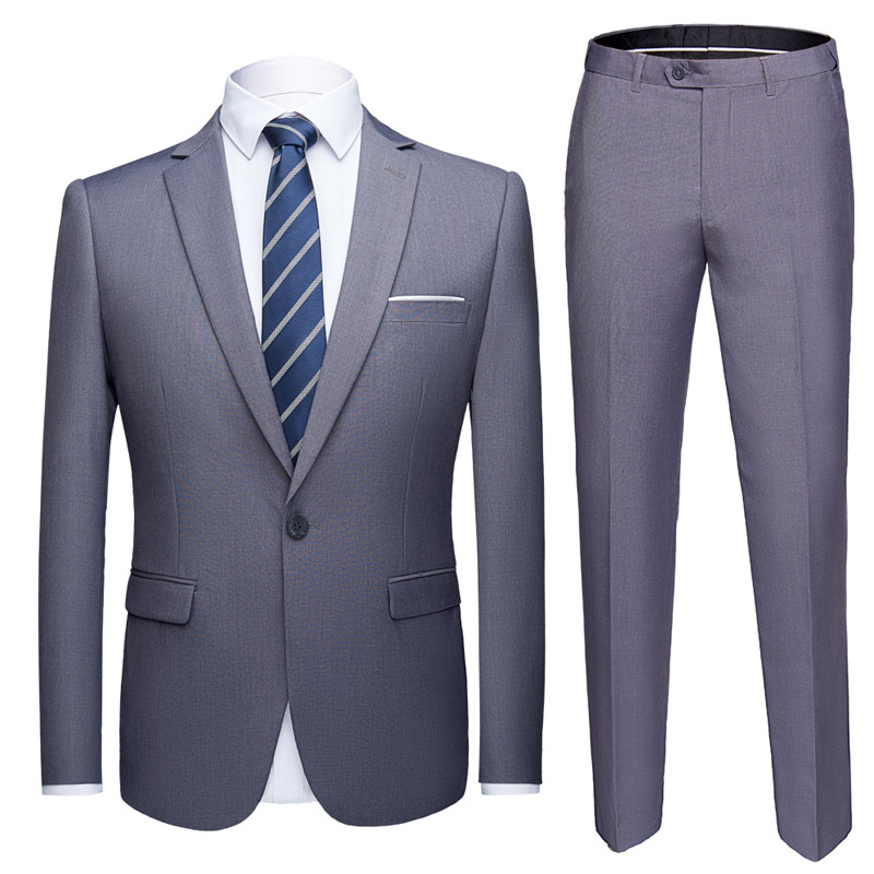 High Quality Men's Suit For Wedding & Business Occasions