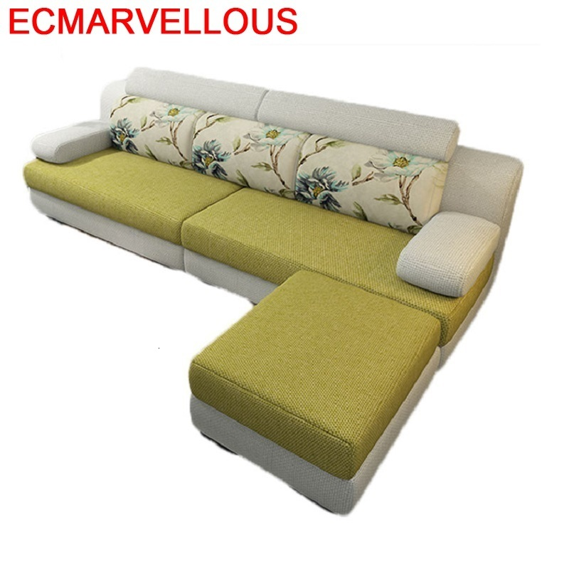 Home Futon Pouf Moderne Recliner Fotel Wypoczynkowy Moderno Para Meble Do Salonu Set Living Room Mueble De Sala Furniture Sofa