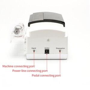 Image 4 - חדש גבות איפור ערכות ושפות רוטרי מנוע קעקוע מכונת ערכת איפור קבוע מכונת עט משלוח חינם