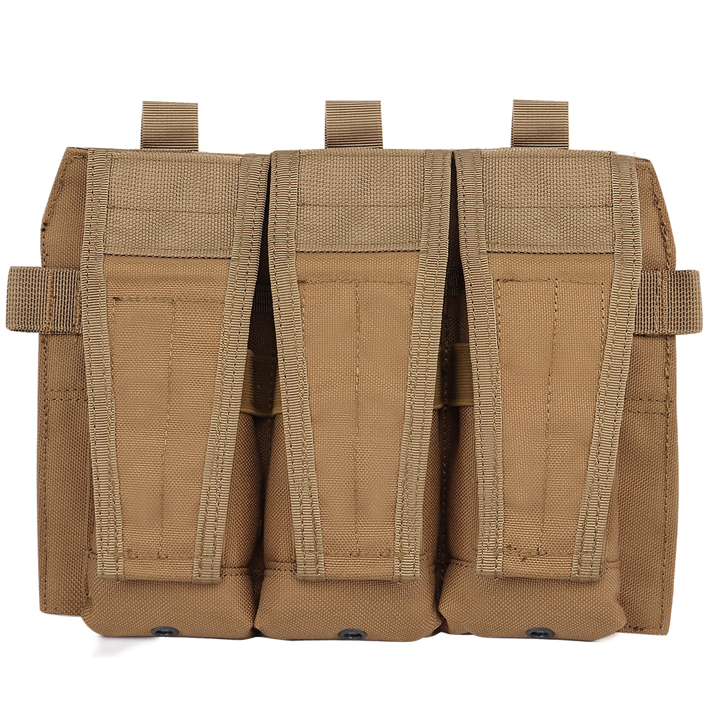 Multi-function Portable Tactical Molle Bullet Pouch Utility Hunting Airsoft LC