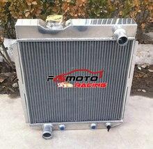 Für Ford Mustang V8 MOTOR 5,0 L 1964 1965 1966 Aluminium Heizkörper 1964-1966