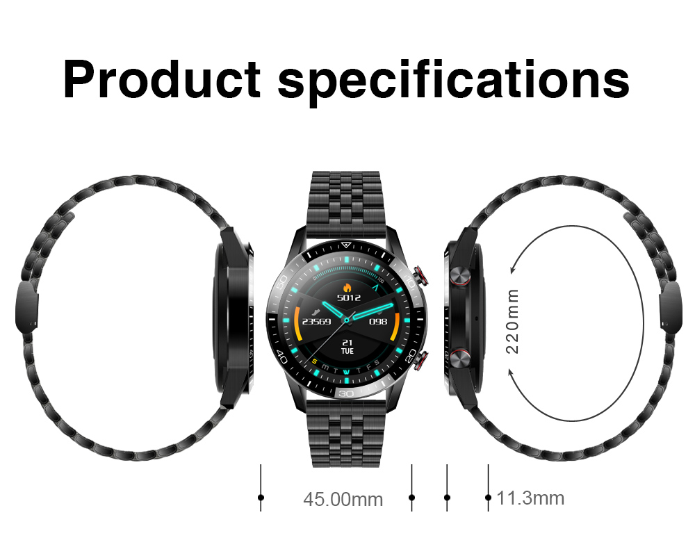 H2af168be026e445092c256245e89b9dct TK2-8 Smart Watch For Men Bluetooth Call IP68 Waterproof Blood Pressure Heart Rate Monitor New SmartWatch Sports Fitness Tracker