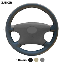 Carro auto volante capa envoltório de couro artificial para toyota camry 2002   2004 avalon 2002   2004 highlander 2001   2003