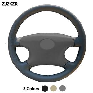 Image 1 - Carro auto volante capa envoltório de couro artificial para toyota camry 2002   2004 avalon 2002   2004 highlander 2001   2003