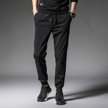 Mens Fashion Trend Slim and Loose Sports Pants  mens pants fashions men