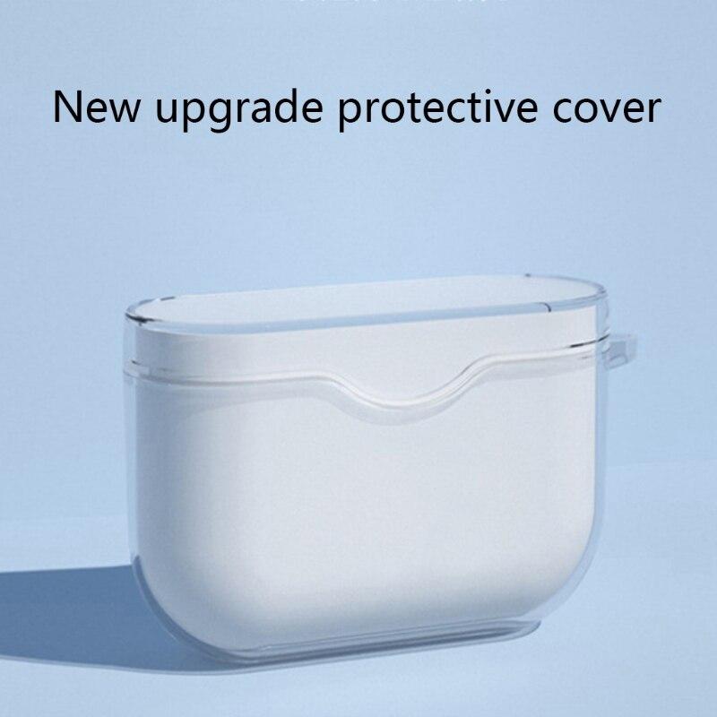 Simple Shell caso de TPU Anti-Protector de arañazos Protector de cubierta para SONY WF 1000XM3 auriculares caja de carga