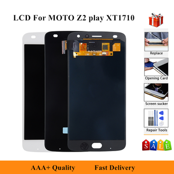 5.5 inch LCD Display For Motorola Moto Z2 Play XT1710-01/07/08/10 1920*1080 Touch Screen Digitizer Assembly Replacement