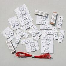 Led Tv Verlichting Lamp Kralen 3V Gloednieuwe Voor Tcl Rowa Creatieve Wilson Konka Changhong Montage Machine
