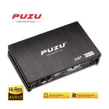 Cablaggio 4X150W Auto DSP amplificatore con android app Software audio autoradio aggiornamento audio digitale processore di segnale