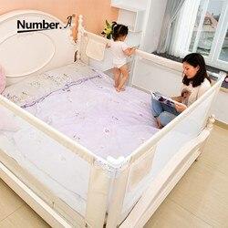 Ограждение для детской игровой кровати, ограждение для безопасности детей, ограждение для детей, ограждение для кровати, защитные ворота дл...