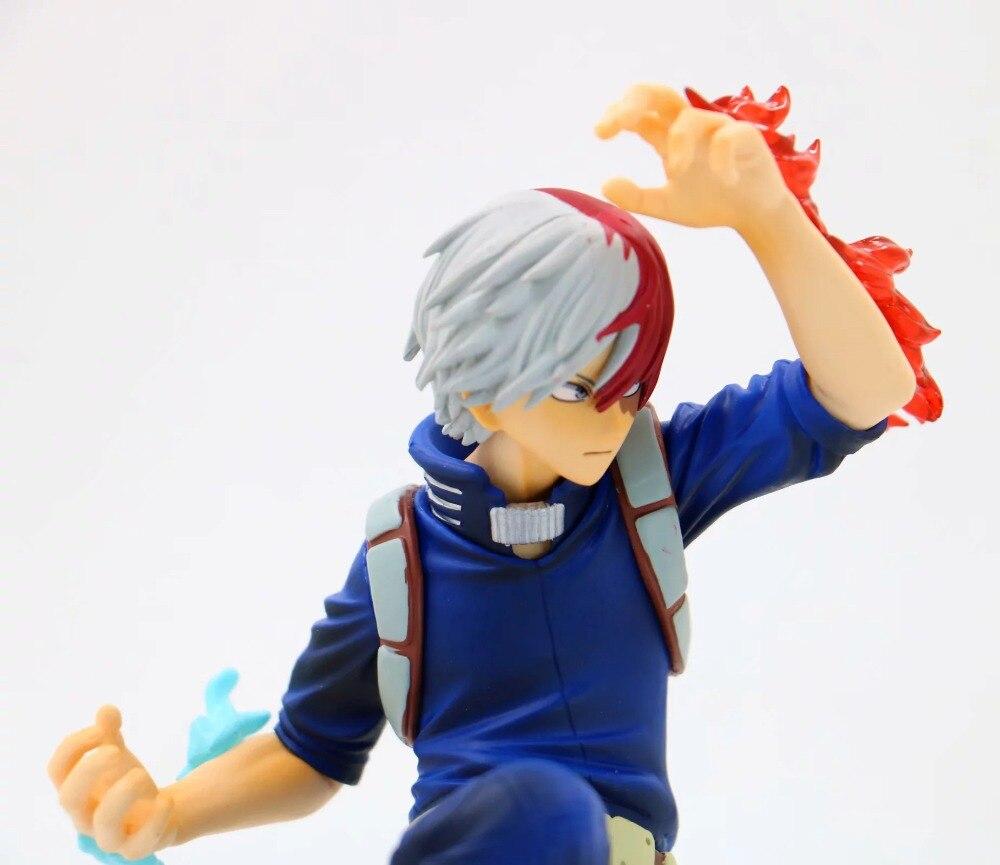 My Hero Academia Todoroki Shoto Action Figure 18cm 8
