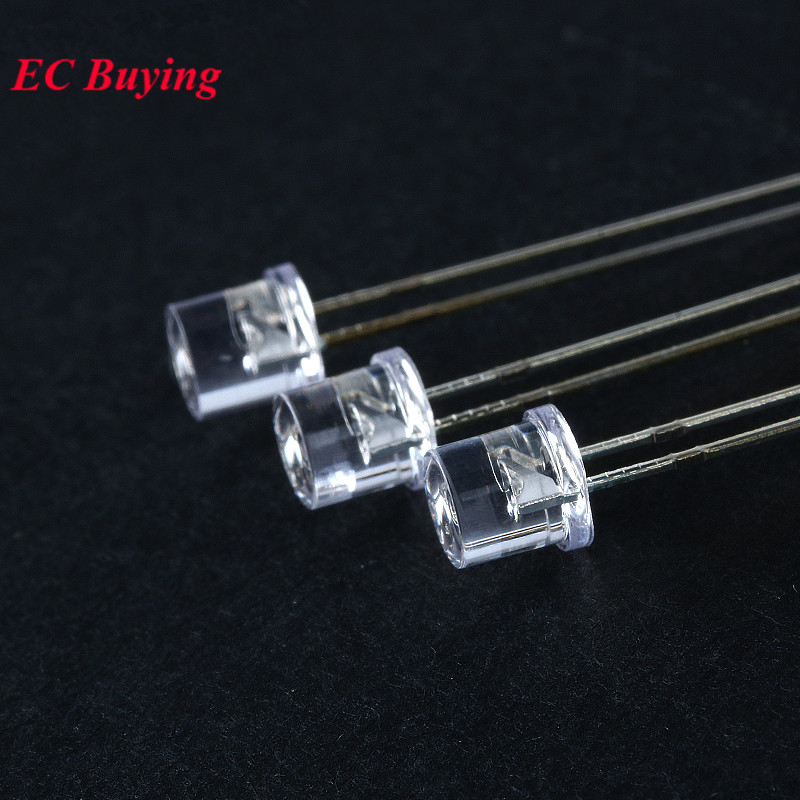 10pcs Innocuous Photoresistor 5MM 5800B LDR Resistor Light Dependent For Arduino
