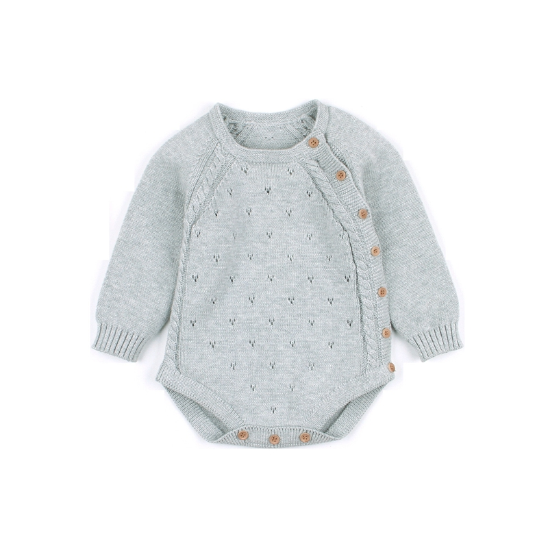 Baby Sweater Newborn Autumn Winter Infant Sweaters Kids Boy Girl 2019 New Style Clothes Bodysuit Christmas Party Clothing 0-18M