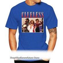 Men T shirt VINTAGE Clueless Movie T-Shirt Women tshirt