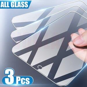 Закаленное защитное стекло 3 шт. для Huawei P20 P30 P40 Lite P Smart 2019, Защита экрана для Huawei Mate 30 20 Lite P20 Pro, пленка