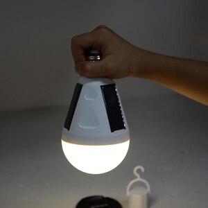 Lumiparty 15 Вт портативная Светодиодная лампа на солнечной энергии, лампа на солнечной энергии, светодиодный светильник, солнечная панель, свет...