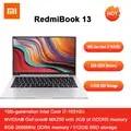 Originale Xiaomi Redmibook 13 Del Computer Portatile da 13.3 Pollici Intel Core I7 10510U Nvidia Geforce MX250 Gpu 8 Gb di Ram DDR4 512 Gb ssd