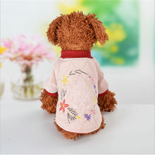 Warm Pet Dog Clothes Outfit  Autumn Soft Cartoon For Small Dogs clothes chihuahua puppy Pets chihuahua coat